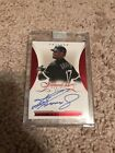 2016 Panini Flawless Red Ken Griffey Jr. ON CARD AUTO 01 10 White Sox