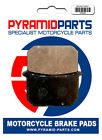 Kawasaki Z 750 LTD Belt Drive 1983 Rear Brake Pads