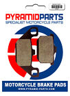 Rear Brake Pads for Kawasaki Z 750 Turbo 1984