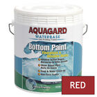 Aquagard Waterbased Anti Fouling Bottom Paint 1Gal Red