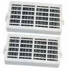 Whirlpool AIR1 W10311524 Fresh Flow Compatible Refrigerator Air Filter (2-PACK)