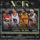 2016 17 Panini Noir Basketball Factory Sealed Hobby Box