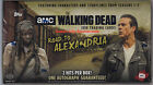 2018 Topps The Walking Dead Road To Alexandria Factory Sealed Hobby Box