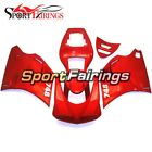 Injection Red Biposto Fairings Cowlings For DUCATI 996 748 916 998 1996-2002