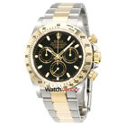 Rolex Cosmograph Daytona Black Dial Automatic Men's Watch 116523BKSO