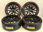 19 Mercedes Benz S550 Style Wheels Rims AMG S63 Redline Edition New Set of 4