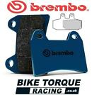 Aprilia 500 Scarabeo GT ABS R/H Cal 2006> Brembo Carbon Ceramic Front Brake Pads