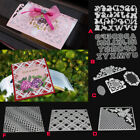 Metal Letter Frame Cutting Dies Stencils Greeting Card Album Embossing Craft DIY