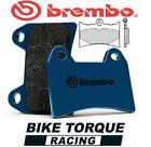 KTM 600 MC, LC4, Enduro 1988> Brembo CC Rear Brake Pads