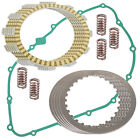 Clutch Friction Plates And Gasket Kit for Honda VF700S Sabre 700 1984 1985