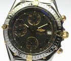 BREITLING Chronomat B13050.1 BICOLOR Automatic Men's Wrist Watch_362355
