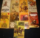 Western 10 lbs lot NO REPEATS WESTERNS LAmour Grey Compton Johnstone Brand