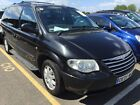 05 CHRYSLER GRAND VOYAGER 33 LIMITED BLACK 1 OWNER STOW AND GO LEATHER