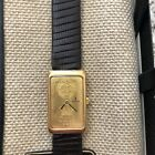 Corum 18K Fine Gold GR. 10 999.9 Swiss Ingot Bar Watch