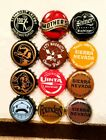 36 different CRAFT BEER BOTTLE CAP CROWNS Lot 48 no dents or scratches