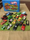 Lot of 24 Vintage Hot Wheels w Case Vintage case