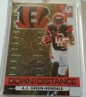 2011 ELITE AJ A.J. GREEN BLACK FRIDAY DOWN AND DISTANCE RC ROOKIE AUTO 3 5 RARE!