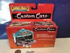 Matchbox Connectables 1989 Custom Cars Action Playset