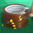 0.2 - 0.4 Wide 33ft Brown Double-sided Tape High Temperature Insulation Tape