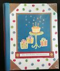 My Birthday Memories Keepsake Album Book Southern Living At Home NEW
