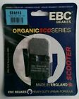 Italjet Dragster 125 / 180 (2000 to 2012) EBC Organic REAR Brake Pads (SFA115)