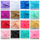 Discount Fabric Nylon 40 Denier Tricot Stretch 108 inch wide Choose Your Color