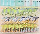 Huge Lot A Touch Of Jolees Sunbathing Summer Dimensional Scrapbook Stickers