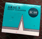Akai Head Cleaner Kit For  Reel to Reel HC 500 plus tape cutters