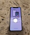Apple iPhone X 64GB Silver T Mobile Network