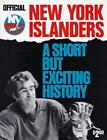 1976 NHL New York Islanders: A Short But Exciting History, 1972 to 1976 -  MINT