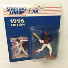 1996 Eddie Murray Cleveland Indians Starting Lineup Figure MLB Kenner NIP NEW