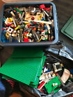 MIXED LOT OVER 25 LBS LEGO PARTS  PIECES FROM VARIOUS SETS No Reserve