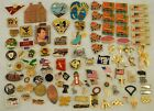 Hat Pin Lot Over 95 Pins Sports Olympics McDonalds Rotary Flags Angels