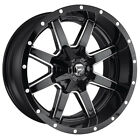 20x12 Black Maverick Deep D610 6x135 6x55 44 Toyo Open Country A T II 295 65R