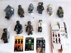 Metal Gear Solid 2 Kubrick Medicom Toy Otacon East Gang Soldier 10 set japan