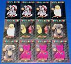 Ty S3 Silver Birthday Lot of 12 Beanie Cards Flutter/Millennium Series III-3
