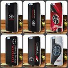 Toyota iphone case Toyota transparent clear Cover case For iPhone and Samsung