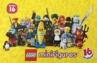 Lego Minifigure Series 16 Figures 71013 You Pick Singles or a Completed Set New