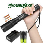 Flashlight Ultrafire 12000LM 5Mode T6 LED Zoomable Camp Torch Battery Charger US