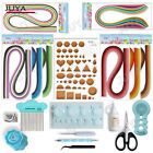 Juya Paper Quilling Kits with 960 Strips and 11 Tools with Glue