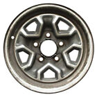 Reconditioned 14X6 Silver Steel Wheel 1982 1993 Chevrolet S10 Pickup 560 05011
