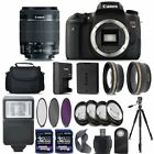 Canon EOS Rebel T6s 760D Digital SLR Camera + 18 55mm IS STM Lens + 2 X 32GB