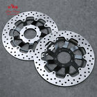 Floating Front Brake Disc Rotor Fit For Ducati 1098 1098R 1098S 1198 Superbike