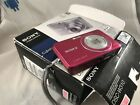 Sony Cyber-shot DSC-W310 12.1MP Digital Camera - Pink