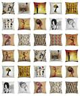 Africa Throw Pillow Cases Cushion Covers Ambesonne Home Decor 8 Sizes