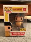 Funko Pop! Animation Burger Suit Gene Bob's Burgers Hot Topic Exclusive Pop #105