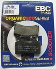 Keeway Focus 50 / 125 (2006 to 2007) EBC Organic FRONT Disc Brake Pads (SFA235)