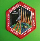STS 110 SPACE SHUTTLE MISSION CREW 35 PATCH