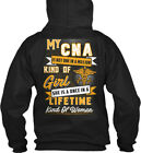 Must have One In A Million Cna My Is Not Kind Of Girl Gildan Hoodie Sweatshirt