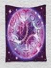 Vintage Astrology Tapestry Wall Hanging Decoration for Room 2 Sizes Available